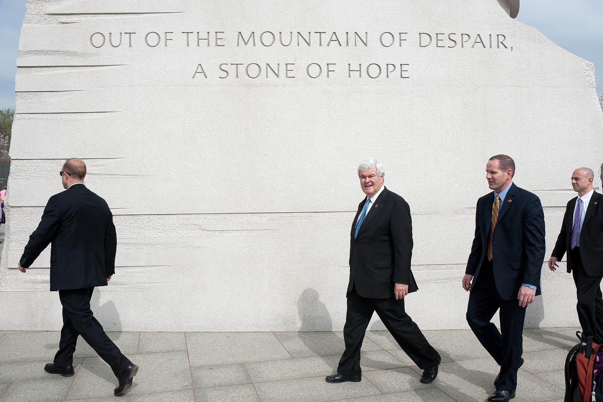 Newt Gingrich, 2012