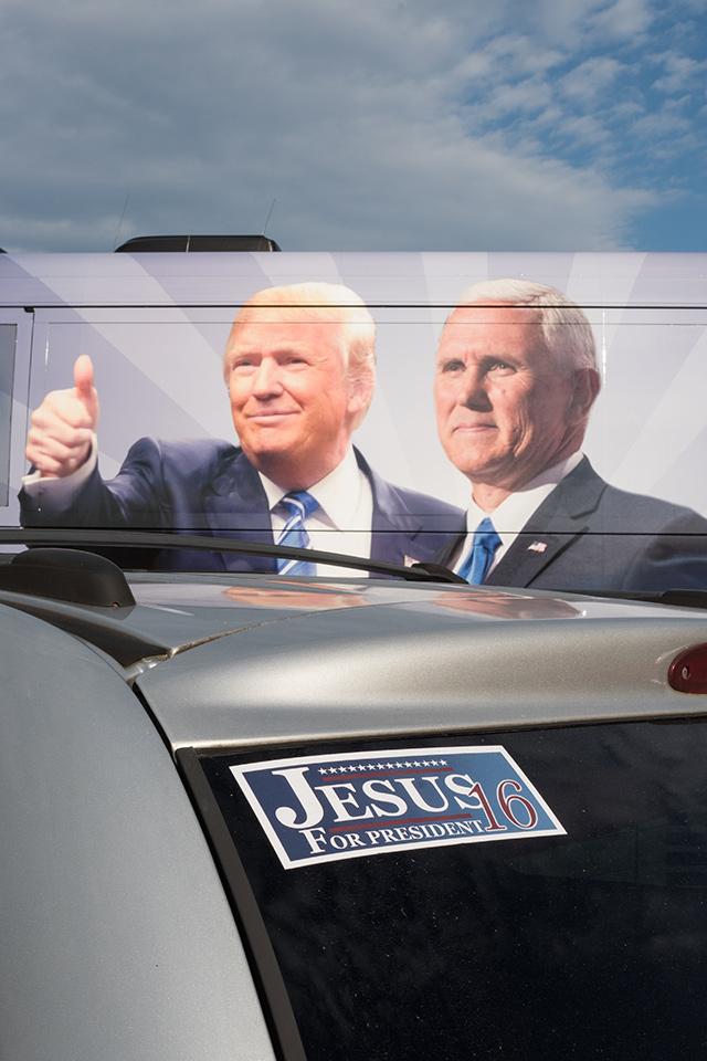 Jesus for President 1307