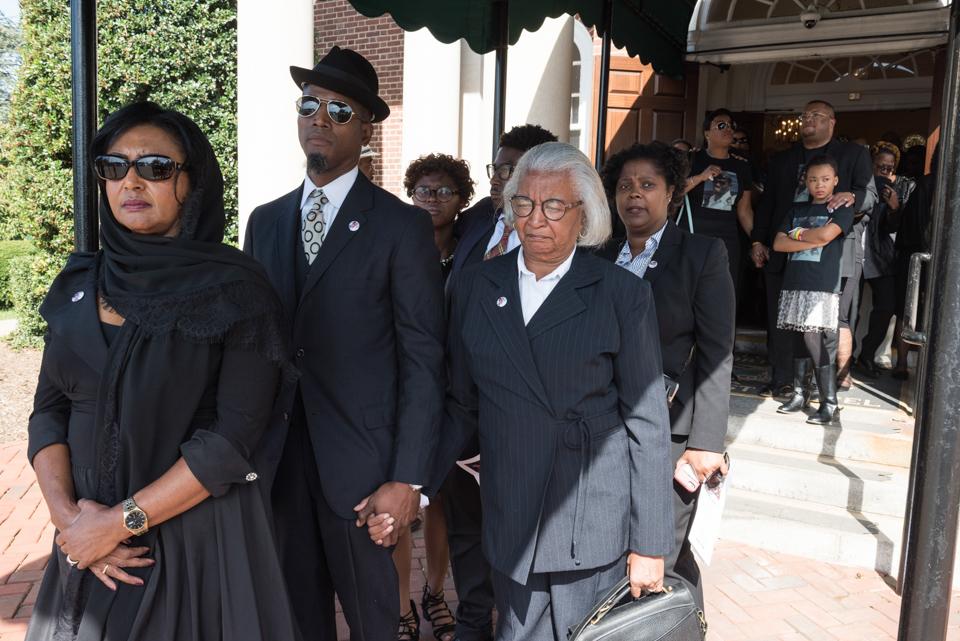Funeral of Army Colonel Ezra Cummings Jr 2323