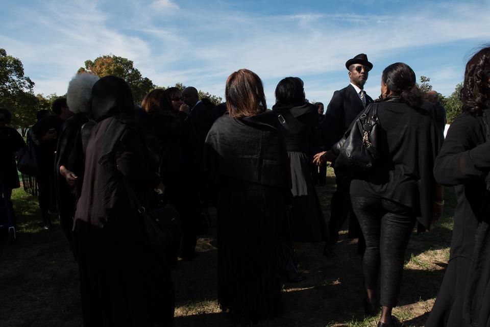 Funeral of Army Colonel Ezra Cummings Jr 2397